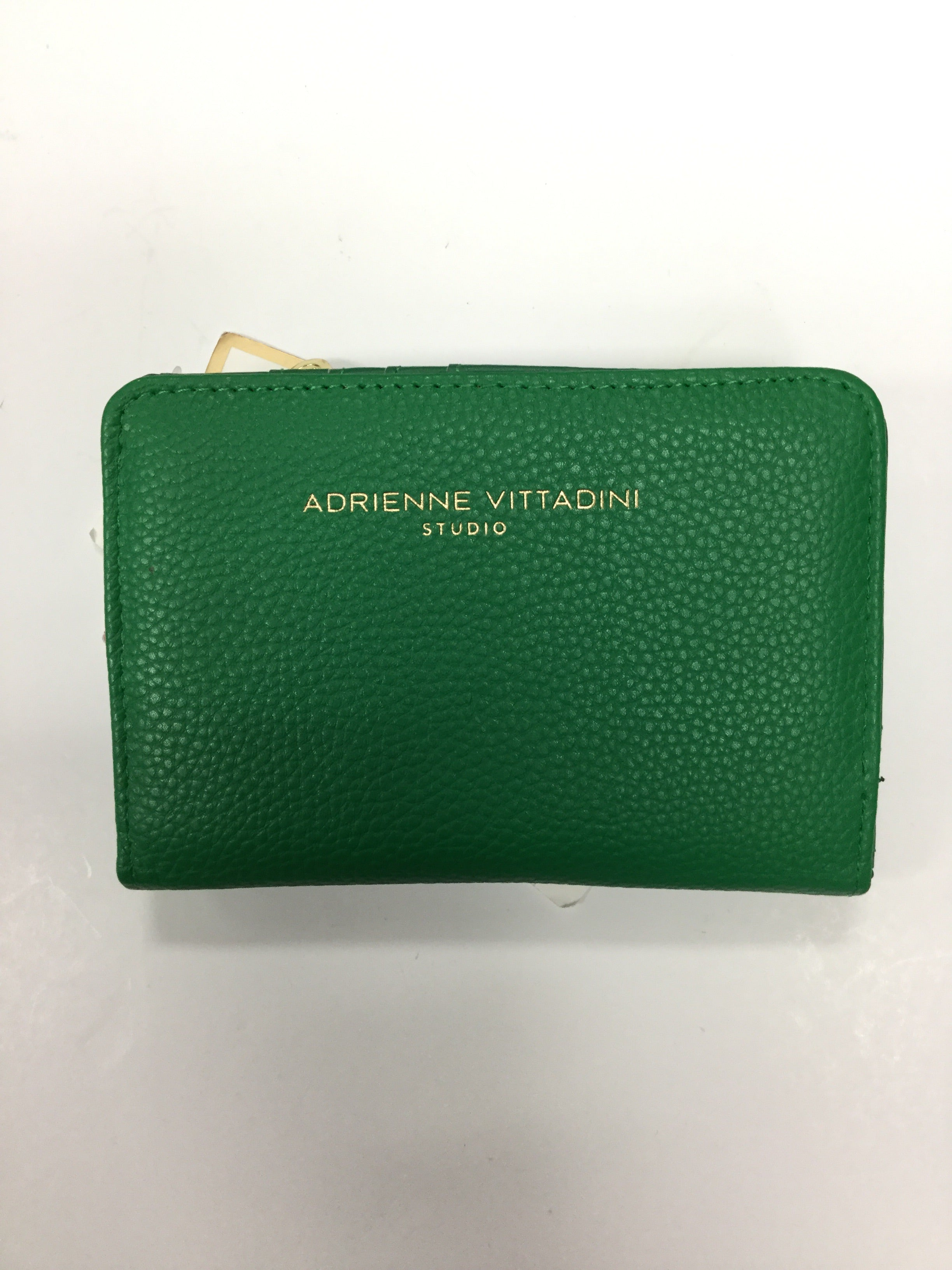 Primary Photo - BRAND: ADRIENNE VITTADINI <BR>STYLE: WALLET <BR>COLOR: KELLY GREEN <BR>SIZE: SMALL <BR>SKU: 155-15545-200679