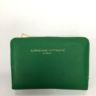 Primary Photo - BRAND: ADRIENNE VITTADINI STYLE: WALLET COLOR: KELLY GREEN SIZE: SMALL SKU: 155-15545-200679