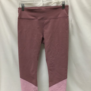 Primary Photo - BRAND: FABLETICS STYLE: ATHLETIC PANTS COLOR: MAUVE SIZE: M SKU: 155-15599-235721