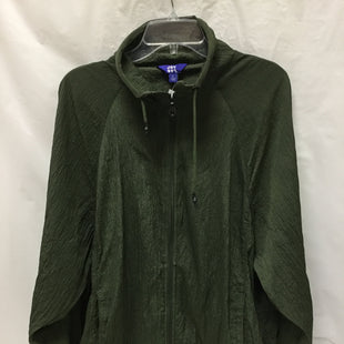 Primary Photo - BRAND: JOY LAB STYLE: JACKET OUTDOOR COLOR: GREEN SIZE: L SKU: 155-15599-230992