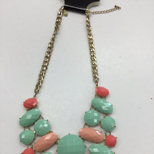 Primary Photo - BRAND:    CLOTHES MENTOR STYLE: NECKLACE COLOR: TURQUOISE PEACH CORALSKU: 155-15599-234580