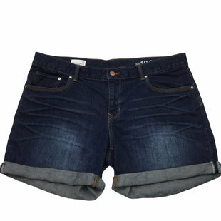 Primary Photo - BRAND: GAP STYLE: SHORTS COLOR: DENIM SIZE: 10 SKU: 155-15599-247851