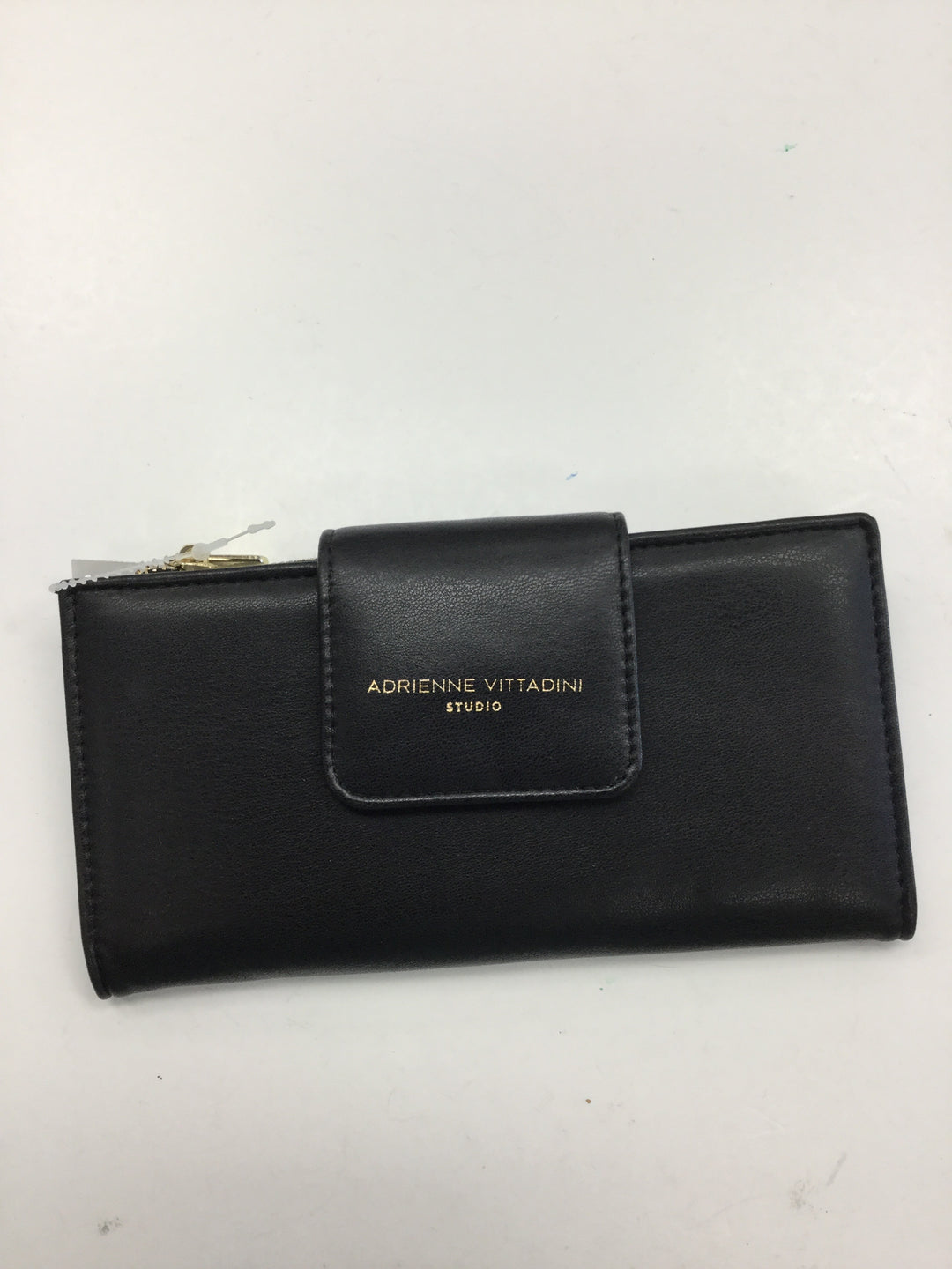 Primary Photo - BRAND: ADRIENNE VITTADINI <BR>STYLE: WALLET <BR>COLOR: BLACK <BR>SIZE: MEDIUM <BR>SKU: 155-15599-232530