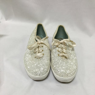 Primary Photo - BRAND: KEDS STYLE: SHOES ATHLETIC COLOR: CREAM SIZE: 8 OTHER INFO: KATE SPADE SKU: 155-15599-240013