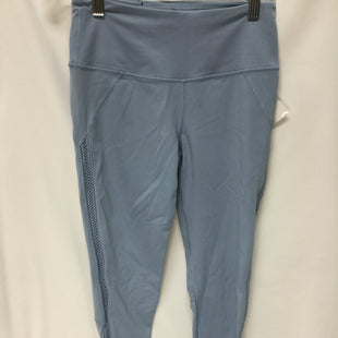 Primary Photo - BRAND: VICTORIAS SECRET STYLE: ATHLETIC PANTS COLOR: BABY BLUE SIZE: S SKU: 155-155130-214142