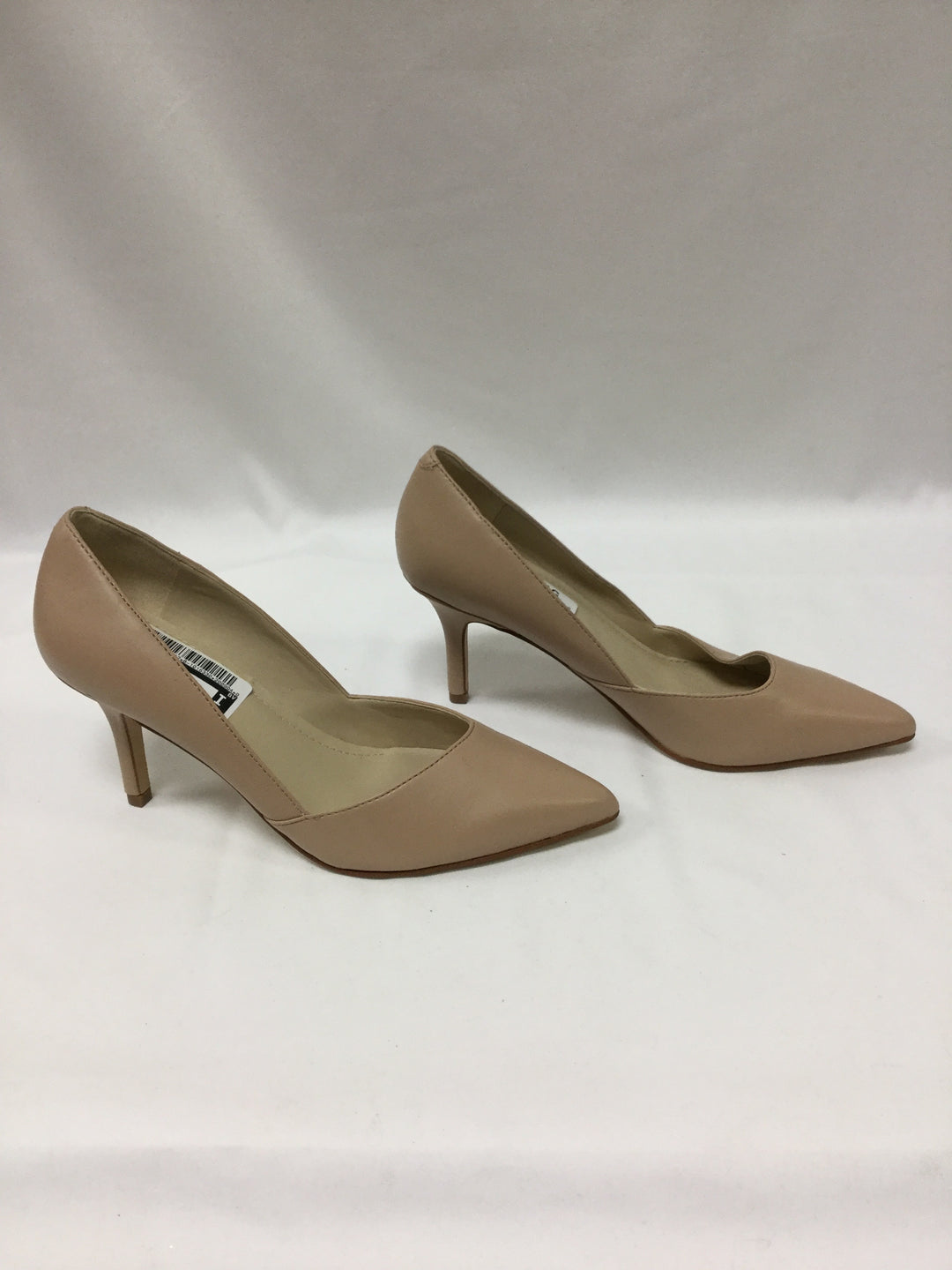 Photo #1 - BRAND: MARC FISHER <BR>STYLE: SHOES HIGH HEEL <BR>COLOR: NUDE <BR>SIZE: 6 <BR>SKU: 155-155178-10112