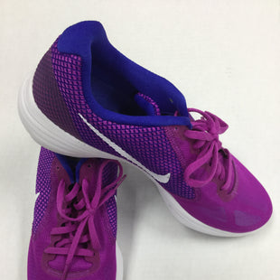 Primary Photo - BRAND: NIKE APPAREL STYLE: SHOES ATHLETIC COLOR: PURPLE SIZE: 11 SKU: 155-155187-24790
