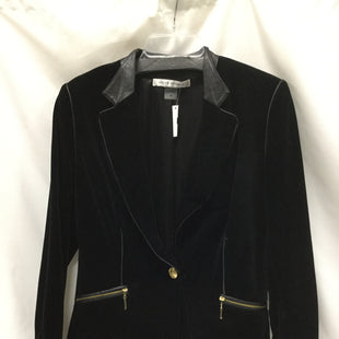 Primary Photo - BRAND: PETER NYGARD STYLE: BLAZER JACKET COLOR: BLACK SIZE: M SKU: 155-155130-210894