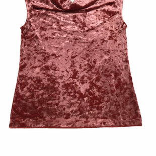 Primary Photo - BRAND: DKNY STYLE: TOP SLEEVELESS COLOR: ROSE SIZE: S SKU: 155-155224-20847