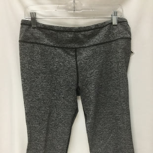 Primary Photo - BRAND: VICTORIAS SECRET STYLE: ATHLETIC CAPRIS COLOR: BLACK SIZE: L SKU: 155-15545-210125