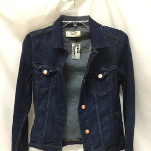 Primary Photo - BRAND: MANGO STYLE: BLAZER JACKET COLOR: DENIM SIZE: XS SKU: 155-15599-232354