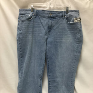 Primary Photo - BRAND: TALBOTS STYLE: JEANS COLOR: DENIM SIZE: 16 SKU: 155-155130-212246