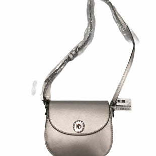 Primary Photo - BRAND: BCBGENERATION STYLE: HANDBAG COLOR: SILVER SIZE: SMALL SKU: 155-15599-240846