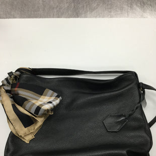Primary Photo - BRAND:   CMC STYLE: HANDBAG LEATHER COLOR: BLACK SIZE: MEDIUM OTHER INFO: CLAUDIA FIRENZE - NOTED MARK ON BOTTOMSKU: 155-15599-232426