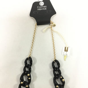 Primary Photo - STYLE: NECKLACE COLOR: BLACK SKU: 155-155224-18984R