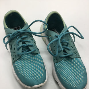 Primary Photo - BRAND: SPERRY STYLE: SHOES ATHLETIC COLOR: TURQUOISE SIZE: 7 SKU: 155-155130-207288