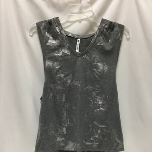 Primary Photo - BRAND: FABLETICS STYLE: ATHLETIC TANK TOP COLOR: SILVER SIZE: XS SKU: 155-155224-12847