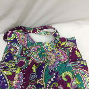 Primary Photo - BRAND: VERA BRADLEY O STYLE: HANDBAG COLOR: FLORAL SIZE: LARGE SKU: 155-155163-124523PLEATED TOTE IN HEATHER