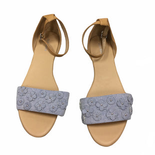 Primary Photo - BRAND: OLD NAVY STYLE: SANDALS FLAT COLOR: BLUE SIZE: 9 SKU: 155-155163-124406