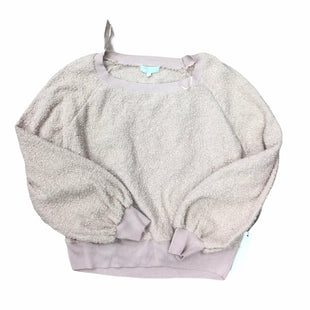 Primary Photo - BRAND:    CLOTHES MENTOR STYLE: SWEATER HEAVYWEIGHT COLOR: DUSTY PINK SIZE: L SKU: 155-15599-233956