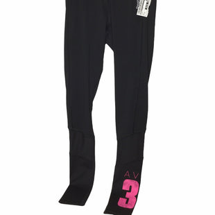 Primary Photo - BRAND: REEBOK STYLE: ATHLETIC PANTS COLOR: BLACK SIZE: XS SKU: 155-155220-10245