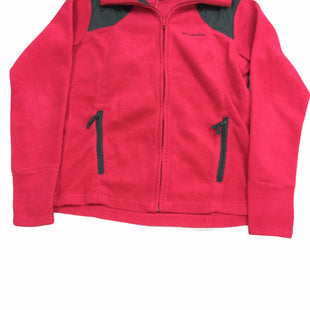 Primary Photo - BRAND: COLUMBIA STYLE: FLEECE COLOR: PINK SIZE: L SKU: 155-15599-242565