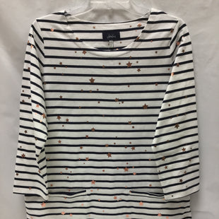 Primary Photo - BRAND:   JOULES STYLE: DRESS SHORT LONG SLEEVE COLOR: CREAM SIZE: M OTHER INFO: JOULES - SKU: 155-155224-6710