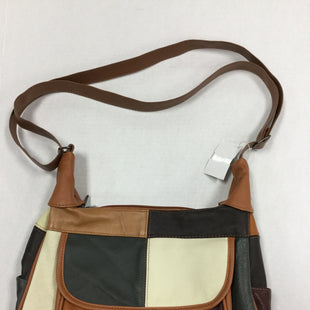 Primary Photo - BRAND:    CLOTHES MENTOR STYLE: HANDBAG COLOR: BROWN SIZE: MEDIUM SKU: 155-155224-17423