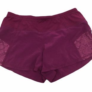 Primary Photo - BRAND: ATHLETA STYLE: ATHLETIC SHORTS COLOR: MAGENTA SIZE: S SKU: 155-155130-216881