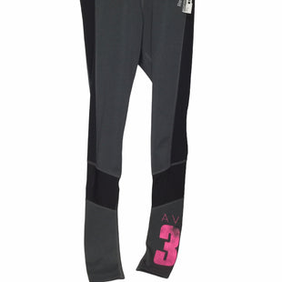 Primary Photo - BRAND: REEBOK STYLE: ATHLETIC PANTS COLOR: BLACK SIZE: XS SKU: 155-155220-10246