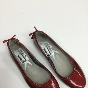 Primary Photo - BRAND: ANNE KLEIN STYLE: SHOES FLATS COLOR: RED SIZE: 7 SKU: 155-15545-201608