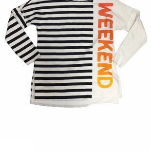 Primary Photo - BRAND: CROWN AND IVY STYLE: TOP LONG SLEEVE COLOR: STRIPED SIZE: PETITE   SMALL SKU: 155-155227-1913