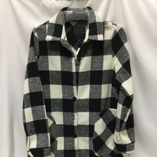 Primary Photo - BRAND: RD STYLE STYLE: COAT SHORT COLOR: CHECKED SIZE: S SKU: 155-155185-6408