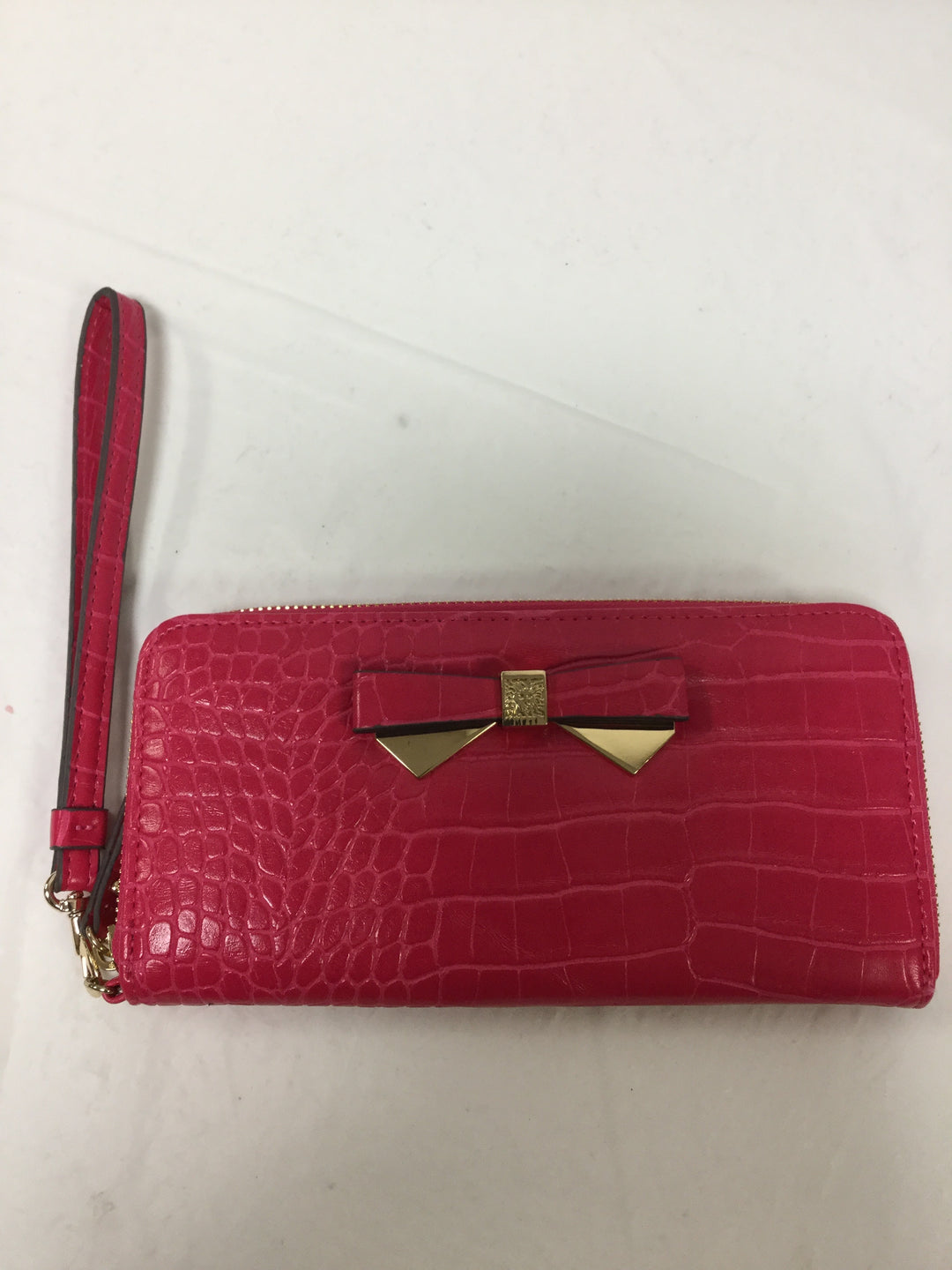 Primary Photo - BRAND: ANNE KLEIN O <BR>STYLE: WALLET <BR>COLOR: PINK <BR>SIZE: LARGE <BR>SKU: 155-15599-230245