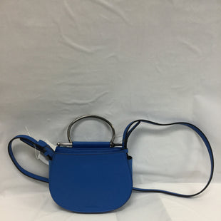Primary Photo - BRAND: SAM EDELMAN STYLE: HANDBAG COLOR: BLUE SIZE: SMALL SKU: 155-15545-200529
