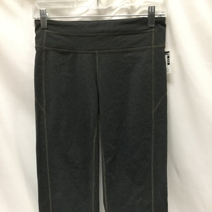 Primary Photo - BRAND: ATHLETA STYLE: ATHLETIC CAPRIS COLOR: CHARCOAL SIZE: S SKU: 155-155185-7076