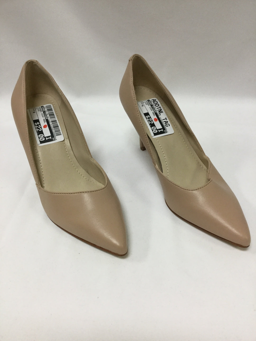 Primary Photo - BRAND: MARC FISHER <BR>STYLE: SHOES HIGH HEEL <BR>COLOR: NUDE <BR>SIZE: 6 <BR>SKU: 155-155178-10112
