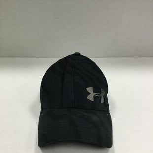 Primary Photo - BRAND: UNDER ARMOUR STYLE: HAT COLOR: BLACK SKU: 155-155224-16895