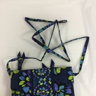 Primary Photo - BRAND: VERA BRADLEY STYLE: WALLET COLOR: BLUE SIZE: LARGE SKU: 155-15545-204623STRAP WALLET IN INDIGO POP