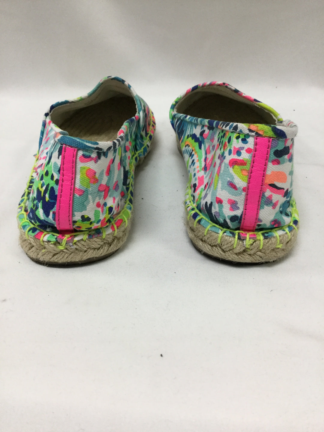 Photo #2 - BRAND: LILLY PULITZER <BR>STYLE: SHOES FLATS <BR>COLOR: BLUE <BR>SIZE: 9 <BR>SKU: 155-155187-24226