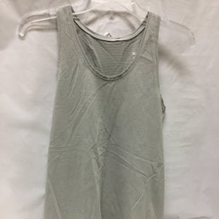 Primary Photo - BRAND: ATHLETA STYLE: ATHLETIC TANK TOP COLOR: SAGE SIZE: XL SKU: 155-15545-206895