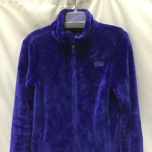 Primary Photo - BRAND: FILA STYLE: ATHLETIC JACKET COLOR: PURPLE SIZE: M SKU: 155-155130-211611