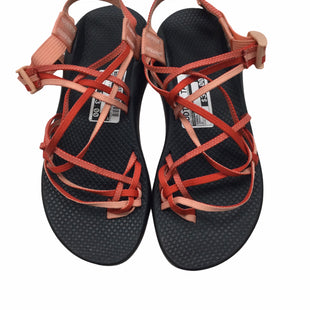 Primary Photo - BRAND: CHACOS STYLE: SANDALS LOW COLOR: ORANGE SIZE: 8 SKU: 155-155224-26157