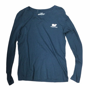 Primary Photo - BRAND: VINEYARD VINES STYLE: TOP LONG SLEEVE BASIC COLOR: NAVY SIZE: S SKU: 155-155185-10030