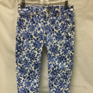 Primary Photo - BRAND: MICHAEL KORS STYLE: PANTS COLOR: BLUE SIZE: 2 SKU: 155-15545-206438