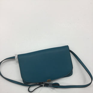 Primary Photo - BRAND: A NEW DAY STYLE: HANDBAG COLOR: TURQUOISE SIZE: SMALL SKU: 155-15599-229185