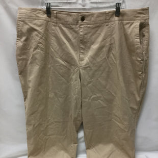 Primary Photo - BRAND: CATO STYLE: PANTS COLOR: KHAKI SIZE: 22 SKU: 155-15599-230432