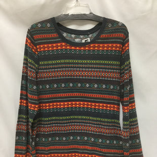 Primary Photo - BRAND: OLD NAVY STYLE: TOP LONG SLEEVE COLOR: MULTI SIZE: 2X SKU: 155-155220-9508