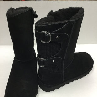 Primary Photo - BRAND: BEARPAW STYLE: BOOTS ANKLE COLOR: BLACK SIZE: 12 SKU: 155-155220-8269