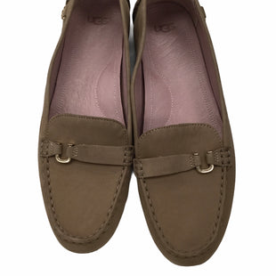 Primary Photo - BRAND: UGG STYLE: SHOES FLATS COLOR: TAN SIZE: 11 OTHER INFO: NOTED SKU: 155-155185-9548